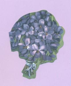 Bouquet-de-violette