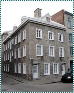 La maison Berthelet