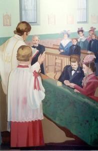 Mariage de Rosalie