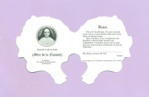 Prière en français