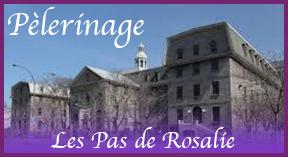 Pèlerinage 'Les pas de Rosalie'